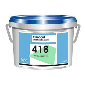 Клей для мармолеума Forbo 418 Euroflex Lino Plus